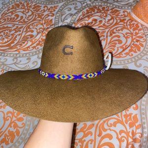 Charlie 1 Horse NWT Gypsy Hat
